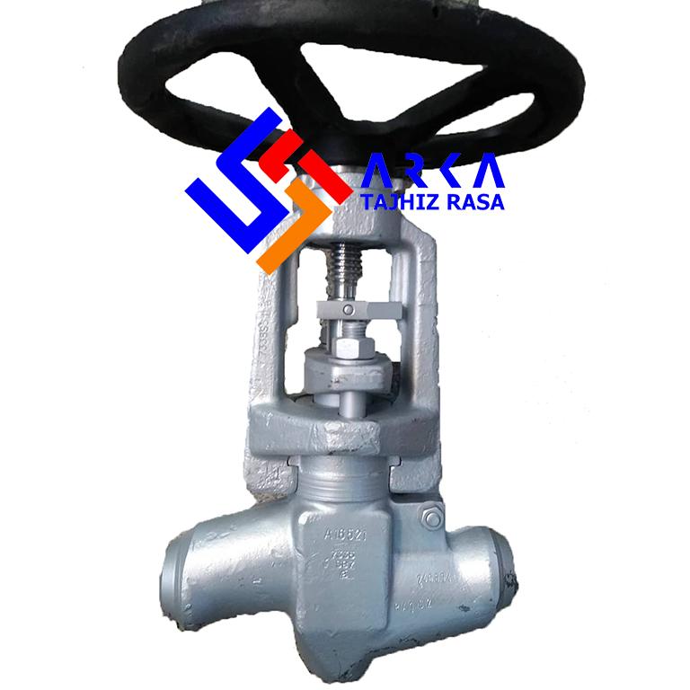 شیر سوزنی PN500 فشار قوی جوشی